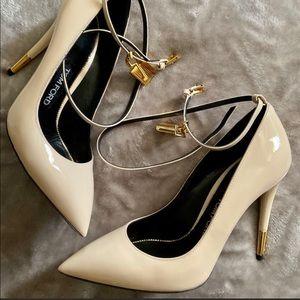Tom Ford heels, nude